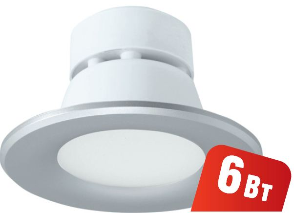 NDL-P1-6W-840-SL-LED 94-834